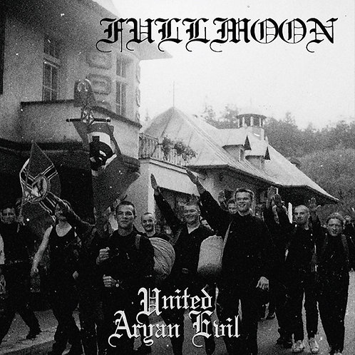 Fullmoon ‎(POL) – United A**an Evil CD