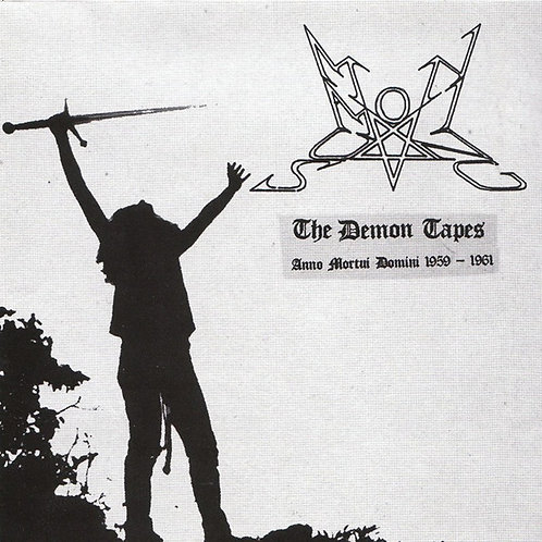 Summoning (AUT) - The Demon Tapes 3xLP