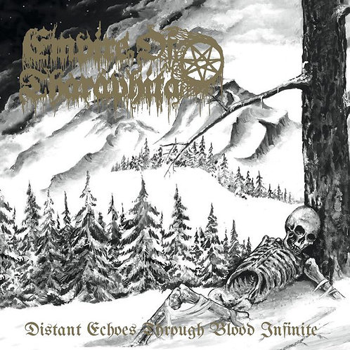 Empire Of Tharaphita (FIN) – Distant Echoes Through Blood Infinite CD