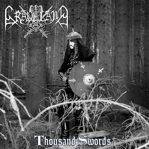Graveland (POL) - Thousand Swords LP