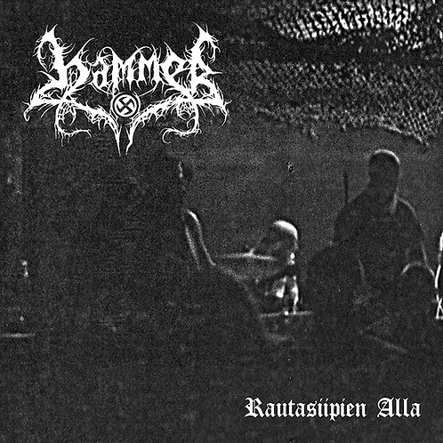 Hammer (FIN) – Rautasiipien Alla CD