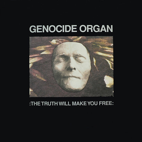 Genocide Organ (DEU) - The Truth Will Make You Free LP
