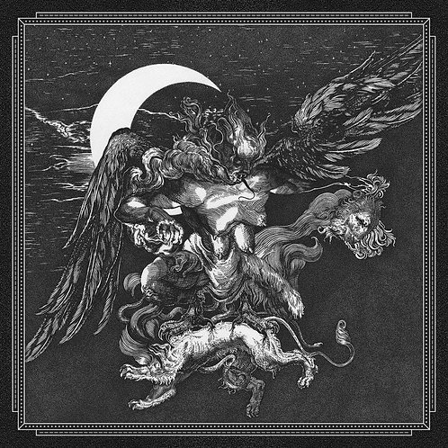 Deus Mortem (POL) - Kosmocide LP