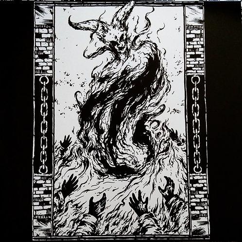 Mjölnir (DEU) - Walpurgisfeuer LP