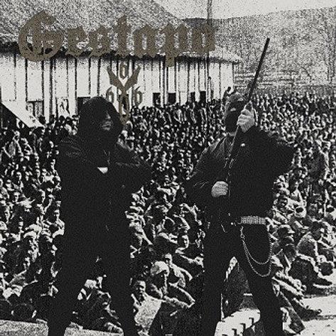 Gestapo 666 (FRA) – Satanic Shariah LP