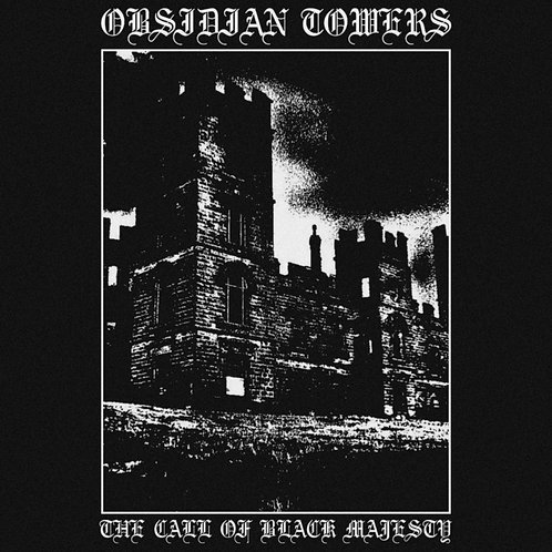 ASR061 Obsidian Towers (USA) – The Call of Black Majesty LP