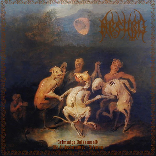 Absurd (DEU) – Grimmige Volksmusik - Die Folterkammer - Sitzung LP