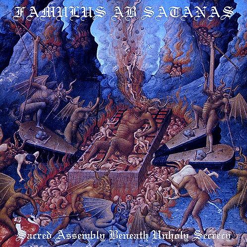 Famulus Ab Satanas (FIN)  – Sacred Assembly Beneath Unholy Secrecy LP