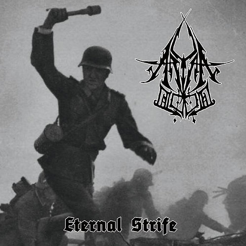 A**an Blood (NLD) ‎– Eternal Strife CD