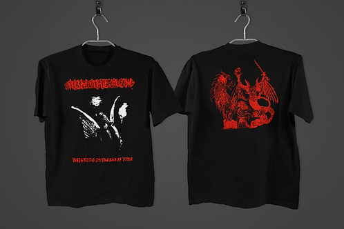 Abhartach (USA) – Reigning In The Sky of Fire t-shirt