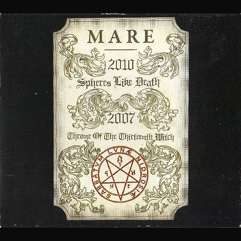 Mare (NOR) - Spheres Like Death & Throne Of The Thirteenth Witch LP