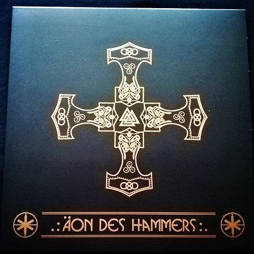 Halgadom (DEU) – Äon Des Hammers LP