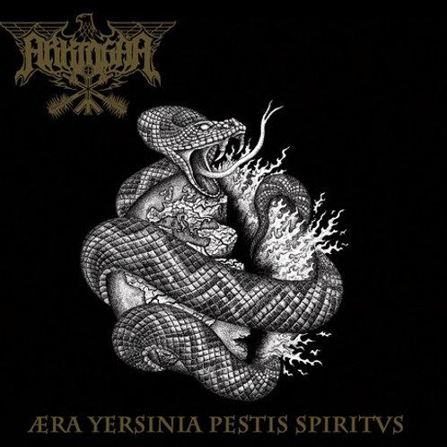 Arktogäa (ITA) – Æra Yersinia Pestis Spiritvs CD