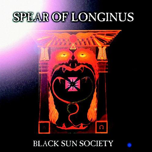 Spear Of Longinus (AUS) – Black Sun Society LP