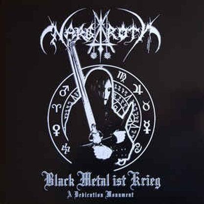 Nargaroth (DEU) – Black Metal Ist Krieg DLP