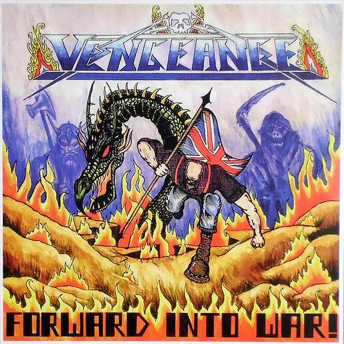Vengeance (UK) – Forward Into War LP