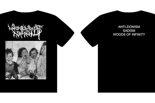 Woods of Infinity (SWE) - Förintelse & Libido t-shirt