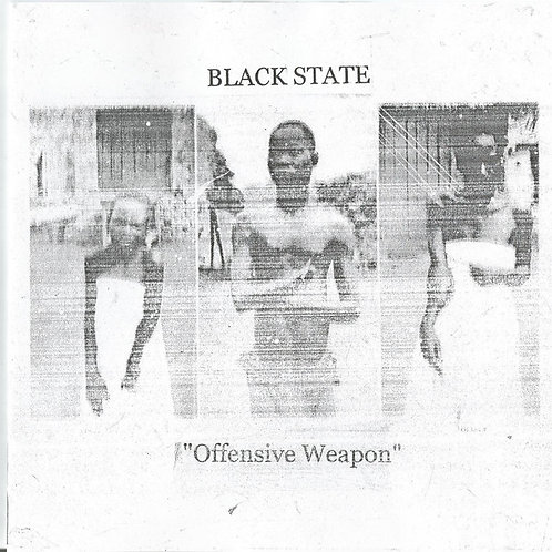 Black State (FIN) ‎– Offensive Weapon 7''
