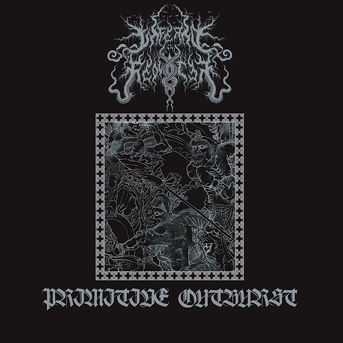 ASR063 Inferno Requiem (TWN) – Primitive Outburst LP