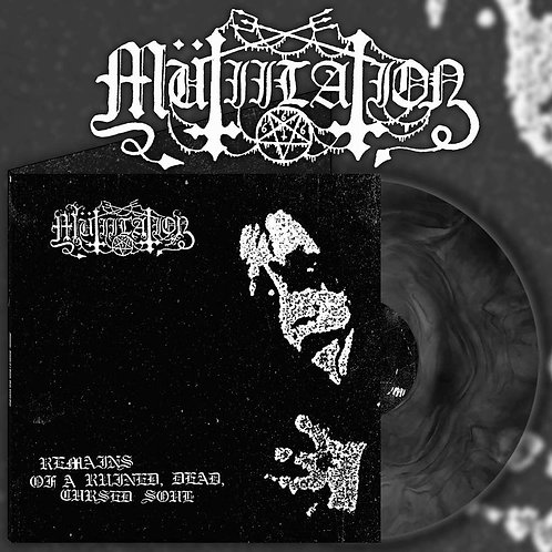 Mutiilation (FRA) - Remains Of A Ruined, Dead, Cursed Soul LP