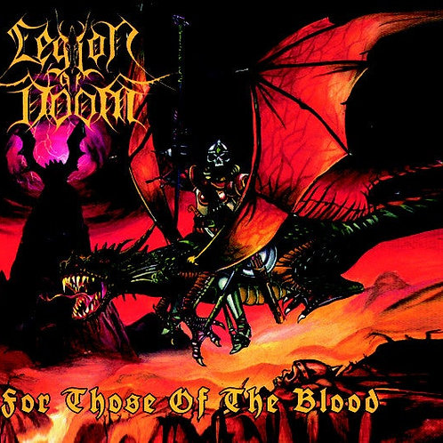 Legion of Doom (GRE) - For Those of the Blood DIGI-CD