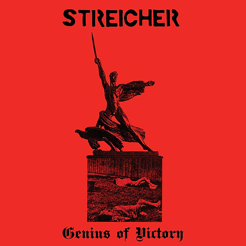 ASR064 Streicher (AUS) – Genius of Victory LP