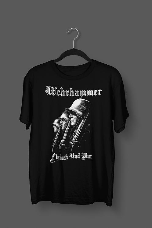 Wehrhammer (DEU) - Fleisch und Blut shirt