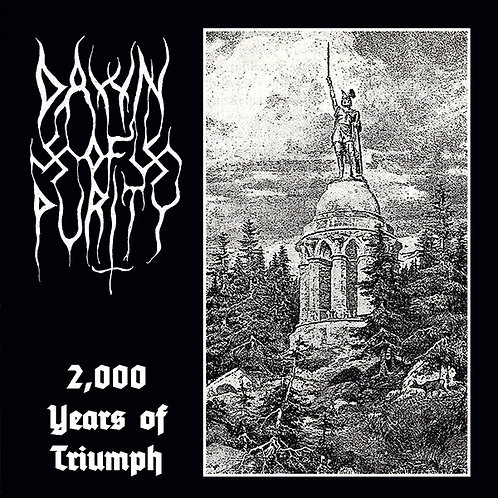 Dawn Of Purity (FIN) – 2,000 Years Of Triumph CD