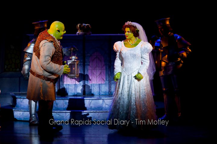 Shrek - 1st National Tour