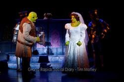 Shrek - 1st National Tour