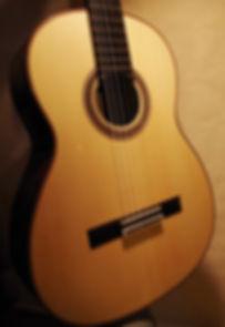 Luthier guitare classique  Paris