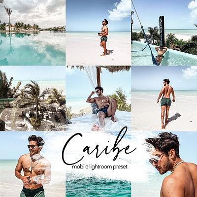 CARIBE        6 PRESETS