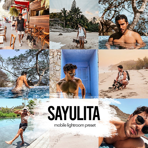 SAYULITA  | 4 PRESETS