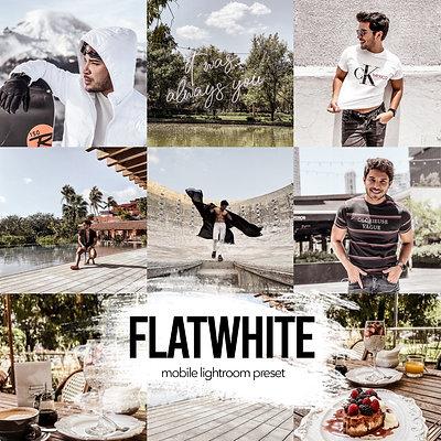 FLAT WHITE   1 PRESET