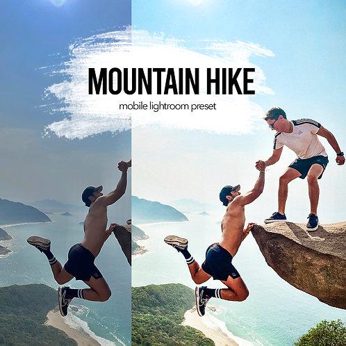 MOUNTAIN HIKE   1 PRESET