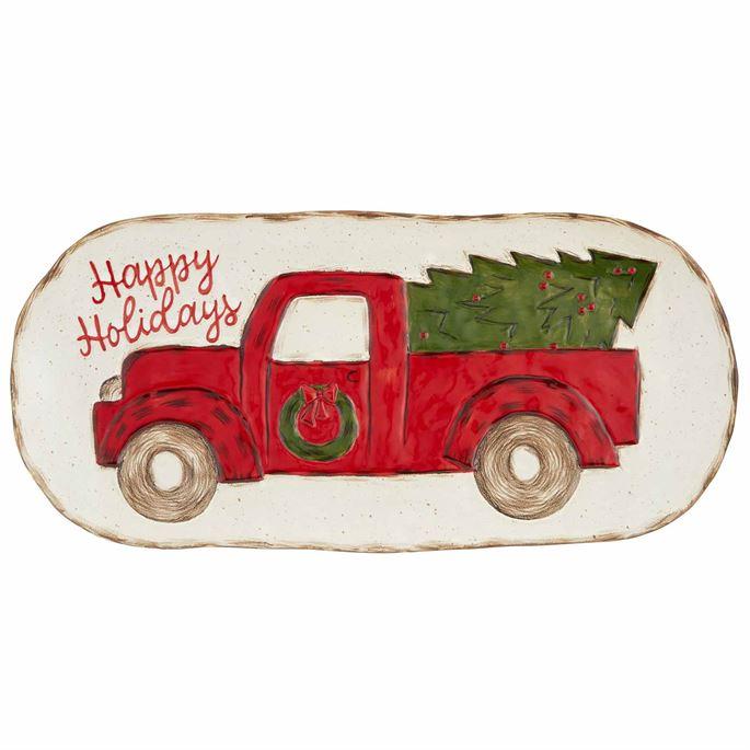 Farmhouse Truck Platter