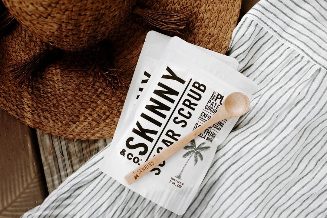 The Skinny Sugar Scrub