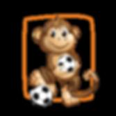 토토몽키의 축구공을 가지고 있는 캐릭터