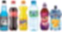 Wholesale Soft Drinks Product Range