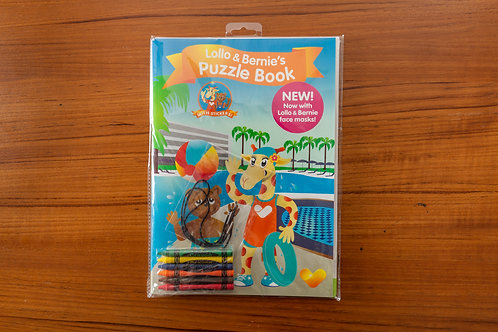 Lollo & Bernie Puzzle Book
