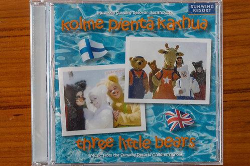 CD Kolme Pientakarhua