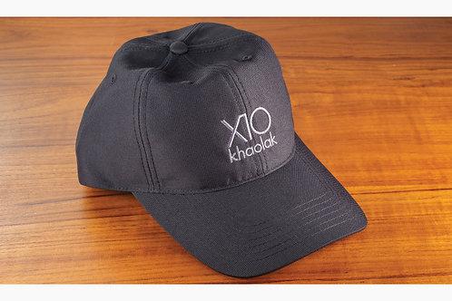 X10 Cap (Black)
