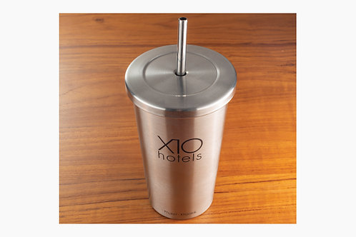 X10 Cool Tumbler, Stainless Steel