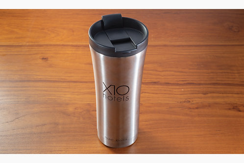 X10 Hot Tumbler, Stainless Steel