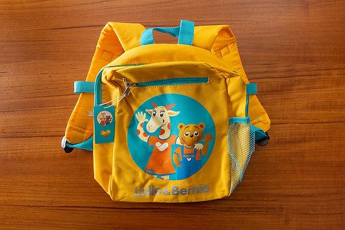 Lollo & Bernie Backpack (Yellow)