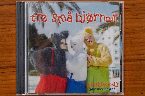 CD tre små björnar