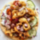 Dinner 6-9 tonight with calamari gyro sp