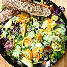 Yum...salad special this week...thanks _