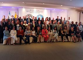 XX Congreso Iberoamericano de Derecho Marítimo en la Ciudad de Guayaquil 2017