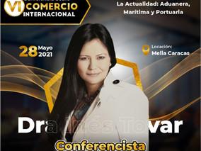VI Conferencia sobre Comercio Internacional
